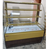Кондитерская витрина Жасмин Лайт ВС25RK-1250