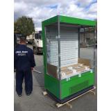 Холодильная горка Crosby (Кросби) ВС 1.70-1250Ф (фруктовая, встройка)