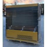Холодильная горка Crosby (Кросби) ВС 1.70-2500Ф (фруктовая, встройка)