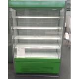 Холодильная горка Crosby (Кросби) ВС 1.70G-1250 (стеклянный фронт, встройка)