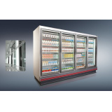 Холодильная горка Цюрих-1 ВН53 85L-3124 (4G) Низкотемпературная гастрономическая