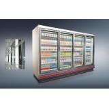 Холодильная горка Цюрих-1 ВН53 85H-1574 (2G) Низкотемпературная гастрономическая