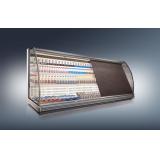 Холодильная горка Рига ВС 65-2200 (торец)