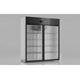 Шкаф холодильный Ария A1400VS (стеклянные двери)