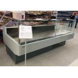 Холодильная витрина Ариада Гамбург ВС58-2500 (встроенный холод)