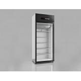 Холодильный шкаф Ария A750VS (стеклянная дверь)