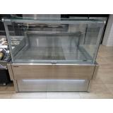 Холодильная витрина Bern Cube ВН 44-1250 (встроенный холод)