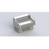 Холодильная витрина открытая Альтаир Куб ВC75C-1800 (self)