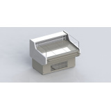 Холодильная витрина открытая Альтаир Куб ВС75C-1000 (self)