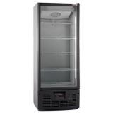 Шкаф холодильный Рапсодия R700VSX (стекл. дверь, нерж.)
