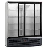 Шкаф холодильный Рапсодия R1400MСX (купе, нерж.)
