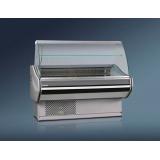 Холодильная витрина Ариэль ВС 3-150-02 с полкой (вынос, без боковин)