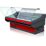 Холодильная витрина Титаниум ВН 5-180 Lux (без боковин)