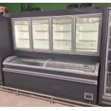 Морозильный шкаф Челси ВН 66-2100