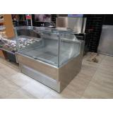 Холодильная витрина Bern Cube ВС 44-2500 (встроенный холод)