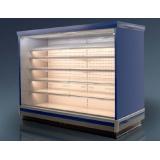 Холодильная горка Lausanne-1 ВС 63.115GL-2500F (фруктовая)