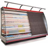Холодильная горка Baden ВС38 105L-2500 фруктовая