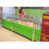 Холодильная витрина Ариада Белинда-куб BС2.076С-130