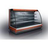 Холодильная горка ВУ 54-2050 (торец.) Универсальная гастрономическая