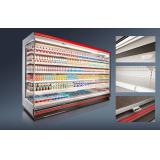 Холодильная горка ВС26.105H-2050 (торец)