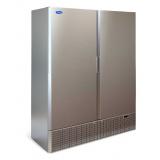 Холодильный шкаф Капри 1,12 Н (нерж.)