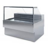Холодильная витрина Илеть Cube ВХС-1,5 динамика
