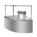 Холодильная витрина Валенсия ВХС-УН 90 кругл.