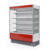 Пристенная холодильная витрина Флоренция ВХСп-1,0 Cube