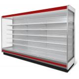 Холодильная горка Варшава 210/94 ВХСп-3,75 (встройка)