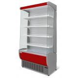 Пристенная холодильная витрина Флоренция ВХСп-0,6