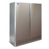 Холодильный шкаф Капри 1,5 М (нержавейка)