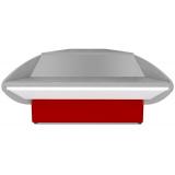 Прилавок Илеть УН расчетно-кассовый неохлаждаемый (красный)