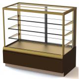Нейтральная витрина Carboma Cube 0,6 (KC70 N 0,6-1)