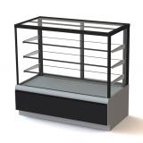 Нейтральная витрина Carboma Cube 0,9 Техно