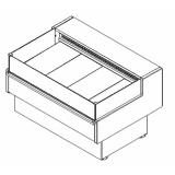 Холодильная витрина Bavaria 2 GC110 SM 1,25-2 / ВХСо-1,25 Carboma (статика)