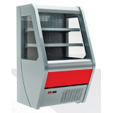 Полувертикальная холодильная витрина F 13-07 VM 0,7-2 (Carboma 1260/700 ВХСп-0,7)