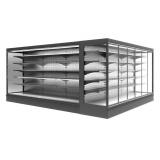Пристенный охлаждаемый стеллаж Polair Monte L 1250