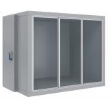 Холодильная камера со стеклянным фронтом Polair КХН-6,61 (-15...-23°C)