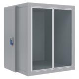 Холодильная камера со стеклянным фронтом Polair КХН-4,41 (-15...-23°C)