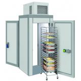 Холодильная миникамера Polair КХН-1,44 (1000*1300*2395) Minicella МM (2 двери, без пола)