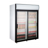 Шкаф холодильный Polair DM110Sd-S версия 2.0