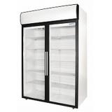 Холодильный шкаф Polair DV110-S (распашные двери)