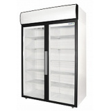 Холодильный шкаф Polair DM114-S (распашные двери)