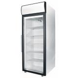 Холодильный шкаф со стеклянной дверью Polair DP105-S
