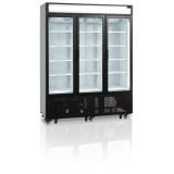 Шкаф холодильный FSC1600H-P, 3 двери со стеклом