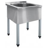 Ванна моечная 1-о секц. ВМП-6-1-5 РЧ