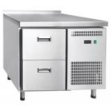 Стол морозильный Abat СХН-70-001 (2 выкатных ящика под GN-1/1)