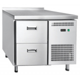 Стол холодильный Abat СХС-70-001 (2 выкатных ящика под GN 1/1)