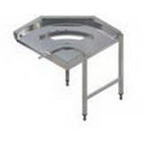 Стол для грязной посуды Electrolux HSTT9LC 865047 (угол 90)