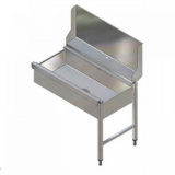 Стол для грязной посуды с ванной Electrolux HSDB8SD 865019
